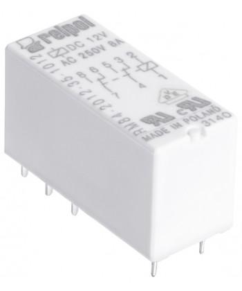 Przekaźnik elektromagnet czn , miniaturow , do obwodu drukowanego i gniazda wt k
