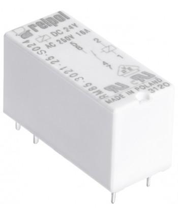 RM85 sensitive - przekaźnik elektromagnet czn , miniaturow , do obwodu drukowane