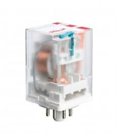 Przekaźnik elektromagnet czn , St ki: 2P, Cewka: 220VAC, Prąd obc:10A, bez obudo