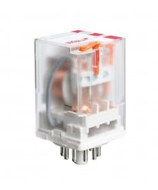 Przekaźnik elektromagnet czn , St ki: 2P, Cewka: 220VAC, Prąd obc:10A, do druku