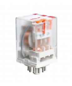 Przekaźnik elektromagnet czn , St ki: 3P, Cewka: 220VAC, Prąd obc:10A, bez obudo