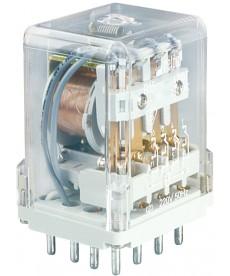 Przekaźnik elektromagnet czn , St ki: 4P, Cewka: 220VAC, Prąd obc:10A, bez obudo