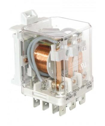 Przekaźnik elektromagnet czn , przem słow - małogabar tow , montowan pionowo n