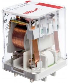 Przekaźnik do duż ch obciążeń stałoprądow ch (AC), Cewka: 12VAC