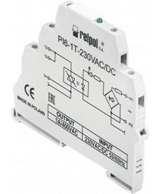 Przekaźnik interfejsowy PI6-1T-5...32VDC