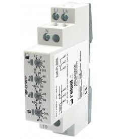 Przekaźnik nadzorcz , wielofunkc jn : 1P - jeden zest k przełączn . Nadzór prądu