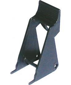 Obejma w rzutnikowa do gniazda wt kowego GZ96. Mocuje przekaźnik RM96 w gnieździ