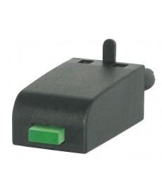 Moduł D (dioda D) - tłumiąc przepięcia. Napięcie prac : 6...230 V DC. Polar zac