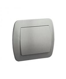 Łącznik x1 p/t aw1/26 srebro kontakt-simon