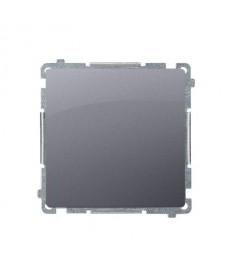 Łącznik jednobiegunowy bmw1.01/43 10ax,250v srebrny basic moduł ko