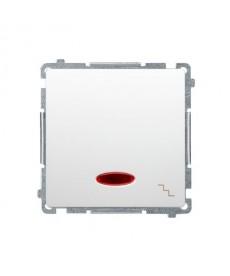 Łącznik schodowy podświetlany p\t bmw6l.01/11 biały basic moduł kont