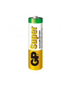 BATERIA LR6 AA BLISTER-4 SUPER ALKALINE GP BATTERY 15A-U4