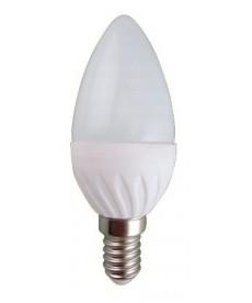 LAMPA LED E14 6W ŚWIECZKA 3000K
