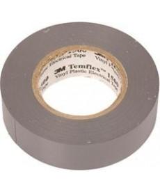 Taśma izolacyjna temflex 1500 19x20 szara, 3m de272951141