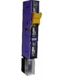 Rozłącznik bezpiecznikowy 3-polowy nsl gr.00 160a m8 1-dźw./100 efen