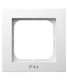 AS Ramka pojedyncza do łączników IP-44 Ref_RH-1G/00