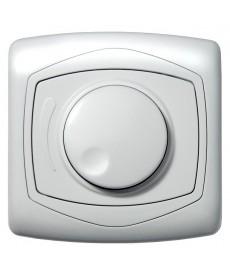 TON Ściemniacz przyciskowo-obrotowy przystosowany do obciążenia żarowego Ref_ŁP-8CA/00