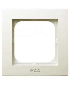 AS Ramka pojedyncza do łączników IP-44 Ref_RH-1G/27