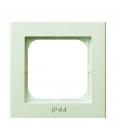 SONATA Ramka pojedyncza do łączników IP-44 Ref_RH-1R/27
