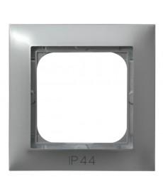 IMPRESJA Ramka pojedyncza do łączników IP-44 Ref_RH-1Y/18
