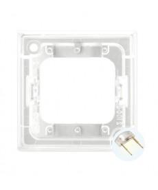 ARIA Zespół podświetlenia led biały do łączników potrójnych Ref_ZP-4UB