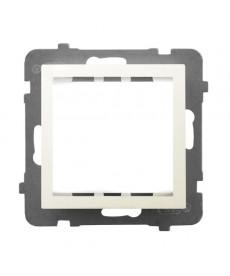 Adapter podtynkowy systemu OSPEL 45 do serii As Ref_AP45-1G/m/27
