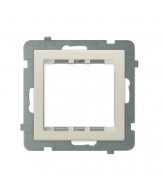 Adapter podtynkowy systemu OSPEL 45 do serii Sonata Ref_AP45-1R/m/27