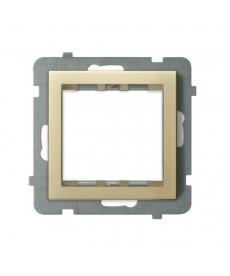 Adapter podtynkowy systemu OSPEL 45 do serii Sonata Ref_AP45-1R/m/39