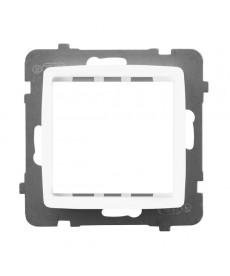 Adapter podtynkowy systemu OSPEL 45 do serii Karo Ref_AP45-1S/m/00