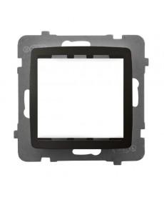 Adapter podtynkowy systemu OSPEL 45 do serii Karo Ref_AP45-1S/m/40