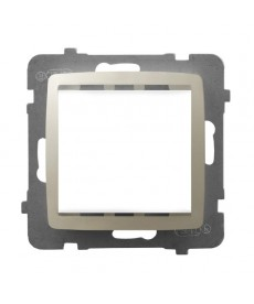 Adapter podtynkowy systemu OSPEL 45 do serii Karo Ref_AP45-1S/m/42