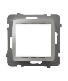 Adapter podtynkowy systemu OSPEL 45 do serii Karo Ref_AP45-1S/m/43
