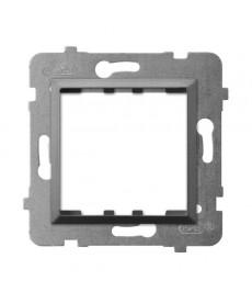 Adapter podtynkowy systemu OSPEL 45 do serii Aria Ref_AP45-1U/m/70