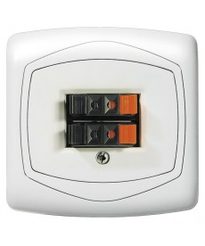 TON COLOR SYSTEM Gniazdo głośnikowe podwójne Ref_GG-2C/m/00