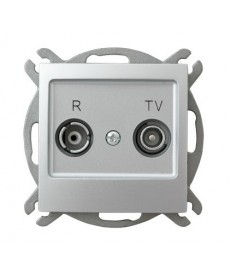 IMPRESJA Gniazdo RTV przelotowe 14-dB Ref_GPA-14YP/m/18