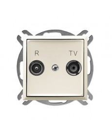 ARIA Gniazdo RTV przelotowe 16-dB Ref_GPA-16UP/m/27