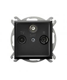 ARIA Gniazdo RTV-SAT końcowe Ref_GPA-US/m/33