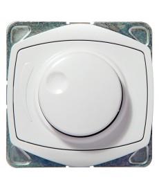 TON COLOR SYSTEM Ściemniacz przyciskowo-obrotowy przystosowany do obciążenia żarowego i halogenowego Ref_ŁP-8CB/m/00