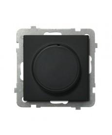 SONATA Ściemniacz uniwersalny do obciążenia żarowego, halogenowego oraz LED Ref_ŁP-8RL2/m/33