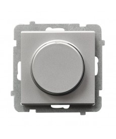 SONATA Ściemniacz uniwersalny do obciążenia żarowego, halogenowego oraz LED Ref_ŁP-8RL2/m/38
