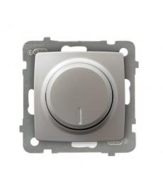 KARO Ściemniacz uniwersalny do obciążenia żarowego, halogenowego oraz LED Ref_ŁP-8SL2/m/43