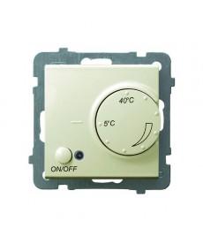 AS Regulator temperatury z czujnikiem podpodłogowym Ref_RTP-1G/m/27