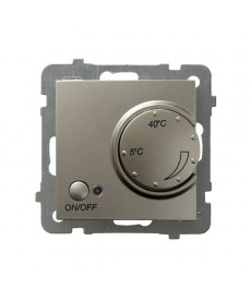 AS Regulator temperatury z czujnikiem podpodłogowym Ref_RTP-1G/m/45