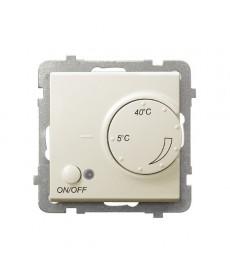 SONATA Regulator temperatury z czujnikiem podpodłogowym Ref_RTP-1R/m/27
