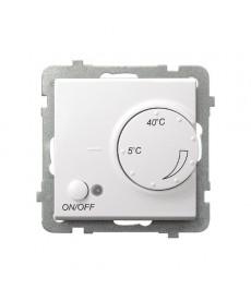 SONATA Regulator temperatury z czujnikiem napowietrznym Ref_RTP-1RN/m/00