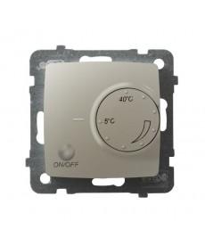 KARO Regulator temperatury z czujnikiem podpodłogowym Ref_RTP-1S/m/42