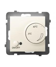 ARIA Regulator temperatury z czujnikiem podpodłogowym Ref_RTP-1U/m/27