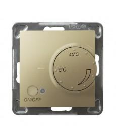 IMPRESJA Regulator temperatury z czujnikiem podpodłogowym Ref_RTP-1Y/m/28