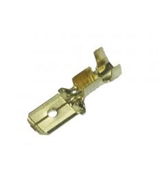 Wsuwka konektorowa mosiadz 1,0-2,5 mm²