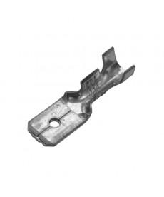 Konektor oczkowy mosiadz . 1-2,5 mm²